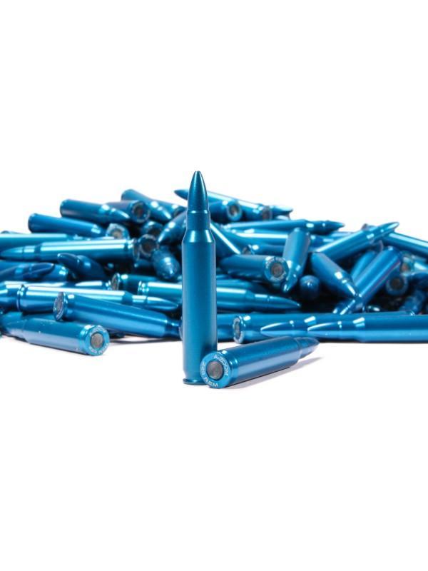 A-Zoom Snap Caps Dummy Training Rounds - Blue Bulk Packs - Shotgun, Rifle and Handgun Calibers - Australian Tactical Precision
