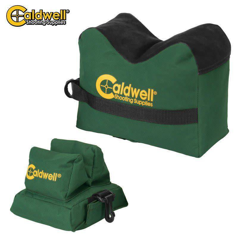 Caldwell Deadshot Front and Rear Shooting Rest Bag Set Combo #248885 - Australian Tactical Precision