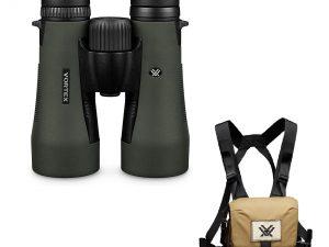 Vortex Diamondback HD 12x50 Binoculars with GlassPak Case DB-217 - Australian Tactical Precision