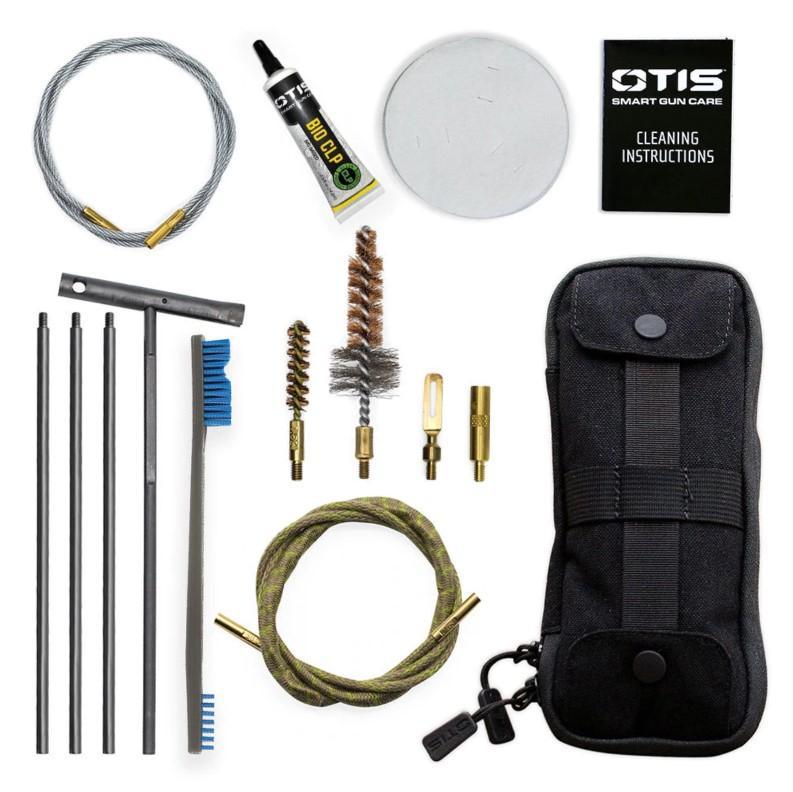 Otis Defender Series Pull Through and Rod Gun Cleaning Kit - 223 5.56mm - Australian Tactical Precision
