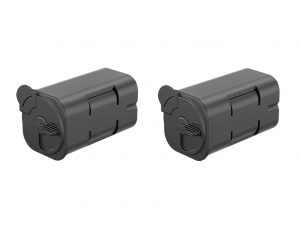 Pulsar DNV Rechargable Battery Double Pack for Quantum Thermal and Yukon Photon RT NV - Australian Tactical Precision