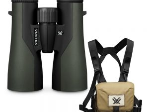 Vortex Crossfire HD 12x50 Binoculars with GlassPak Case CF-4314 - Australian Tactical Precision