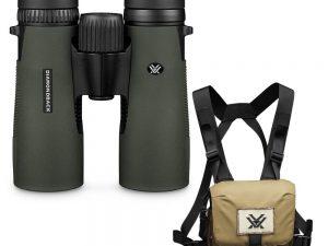 Vortex Diamondback HD 8x42 Binoculars with GlassPak Case DB-214 - Australian Tactical Precision