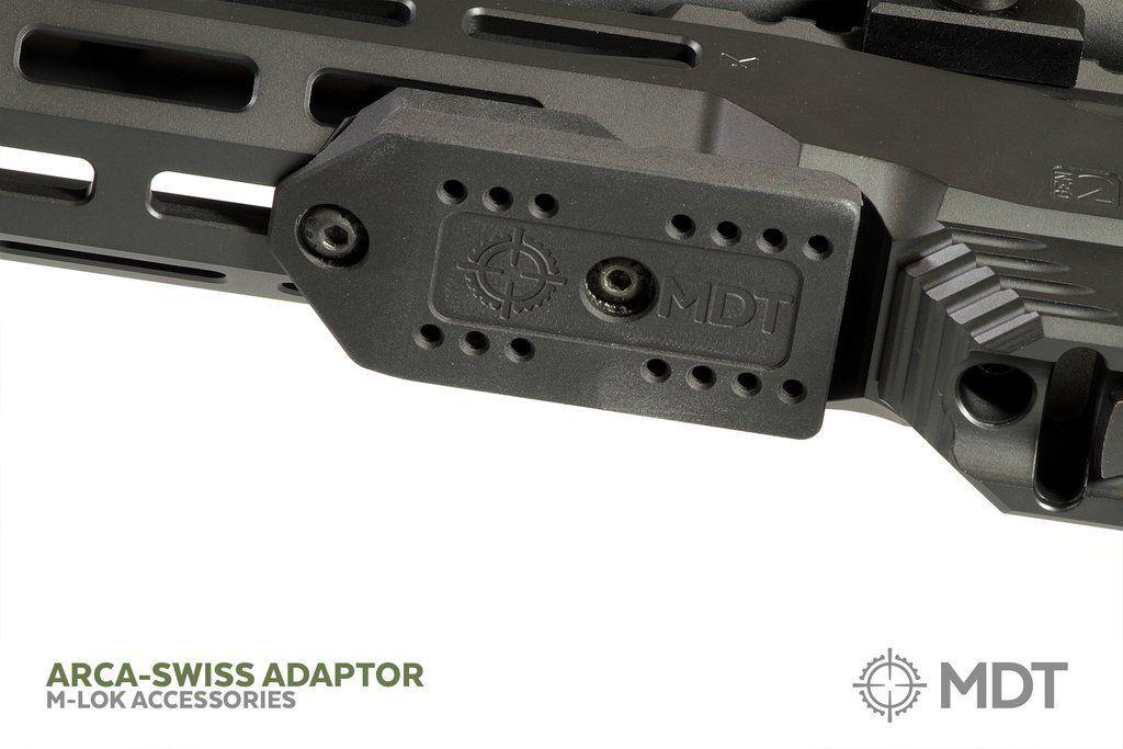 MDT ARCA Swiss / RRS Rail Adaptor (M-LOK) - Various Lengths - Australian Tactical Precision