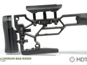MDT Rear Bag Rider for MDT Buttstocks, M-LOK and Bolt-On - Australian Tactical Precision