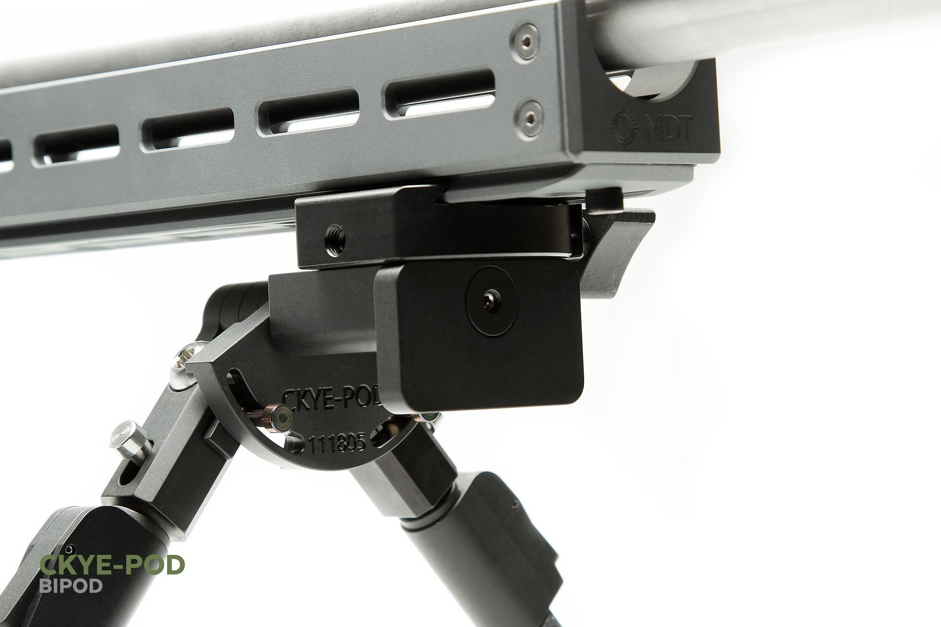 MDT CKYE-POD Fully Adjustable Bipod - Picatinny or ARCA Rail Compatible - Australian Tactical Precision