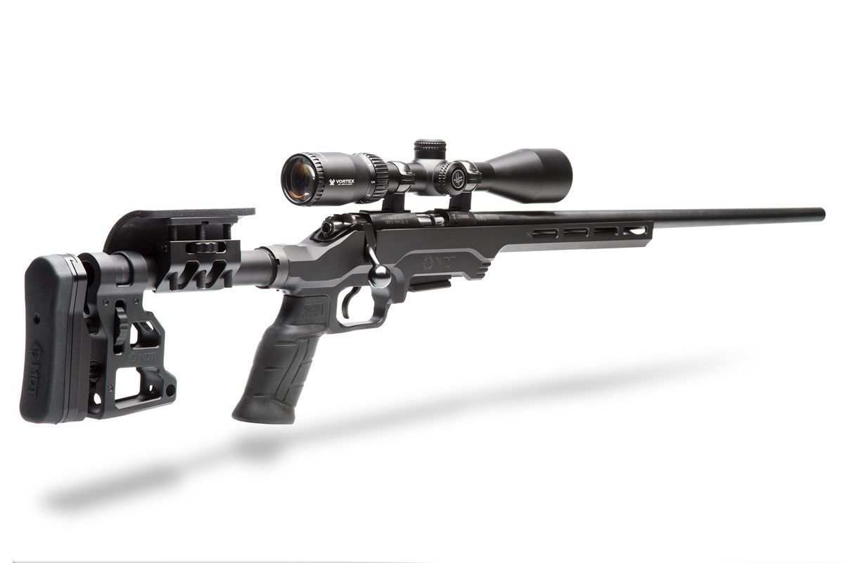 MDT LSS-RF Gen 2 Rifle Chassis System for Rimfire Rifles - Australian Tactical Precision