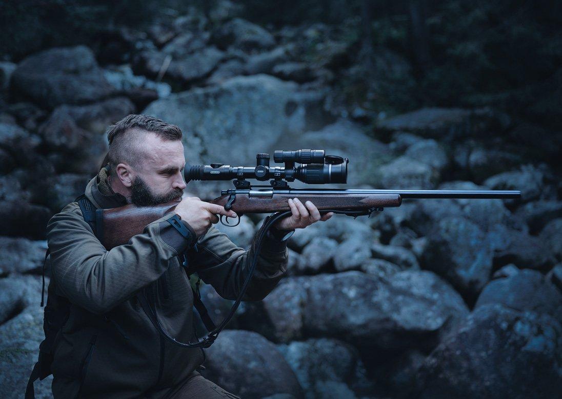 Pulsar Digex N455 4-16x50 Digital Night Vision Rifle Scope - Australian Tactical Precision