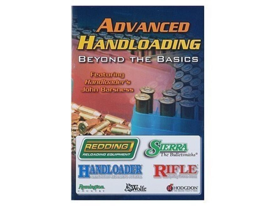 Redding Advanced Handloading, Beyond the Basics - Reloading DVD - Australian Tactical Precision