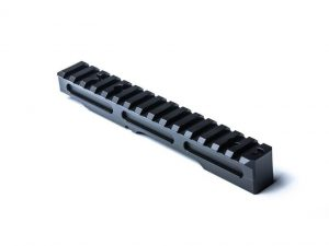 MDT ESS Chassis Compatible High Picatinny Scope Mount Rail Base - Australian Tactical Precision