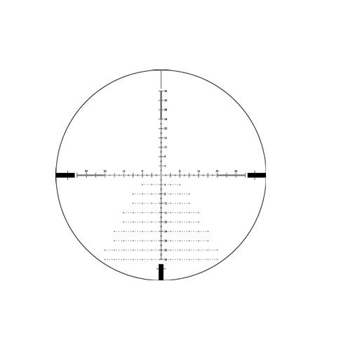 Vortex Diamondback Tactical 4-16x44 FFP Rifle Scope EBR-2C MOA Reticle DBK-10026 - Australian Tactical Precision