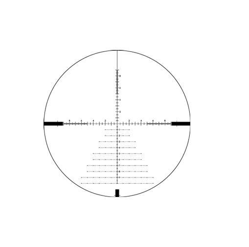 Vortex Diamondback Tactical 4-16x44 FFP Rifle Scope EBR-2C MRAD Reticle DBK-10027 - Australian Tactical Precision