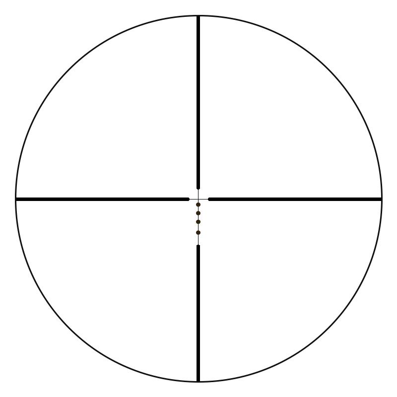 Bushnell AR Optics 4.5-18x40 Rifle Scope Drop Zone 6.5 Creedmoor BDC Reticle AR945184C - Australian Tactical Precision