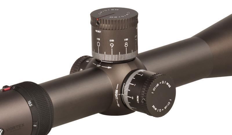 Vortex Razor HD 5-20x50 FFP Rifle Scope EBR-2B MIL MRAD Illuminated Reticle RZR-52006 - Australian Tactical Precision