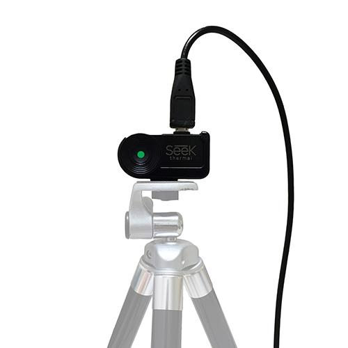 Seek Thermal Tripod Adaptor Device Clip for Compact XR and PRO Thermal Cameras - Australian Tactical Precision