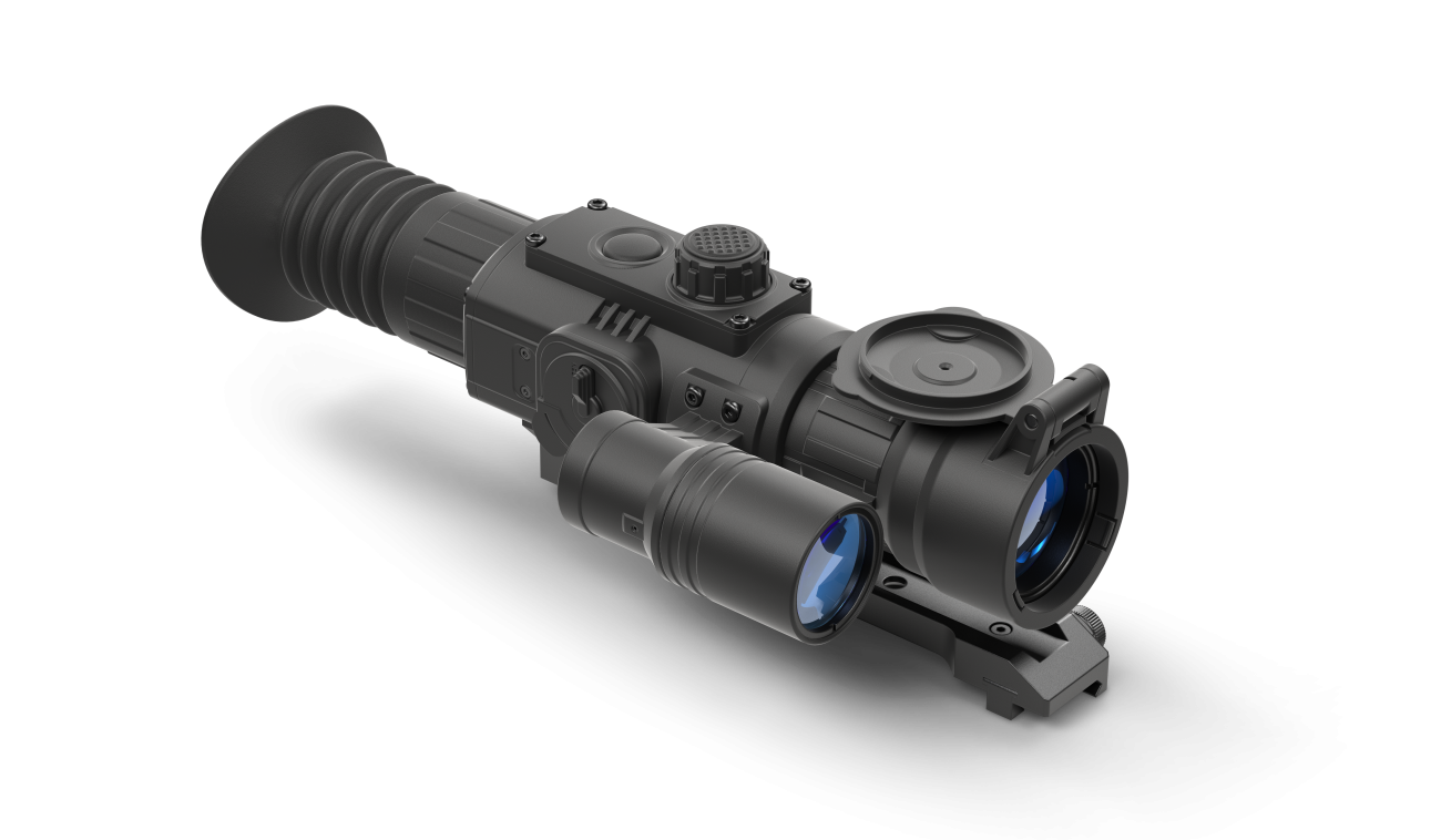 Yukon Sightline N455 4-16x HD Digital Night Vision Rifle Scope - Australian Tactical Precision