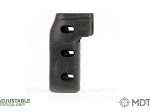 MDT Adjustable Vertical Pistol Grip - Black or FDE - Australian Tactical Precision