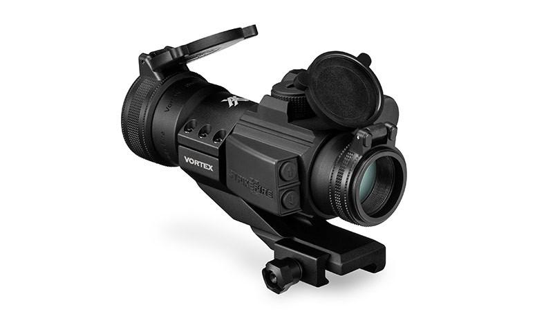 Vortex Strikefire II Red Dot Sight 4 MOA Red/Green Dot with Cantilever Mount SF-RG-501 - Australian Tactical Precision