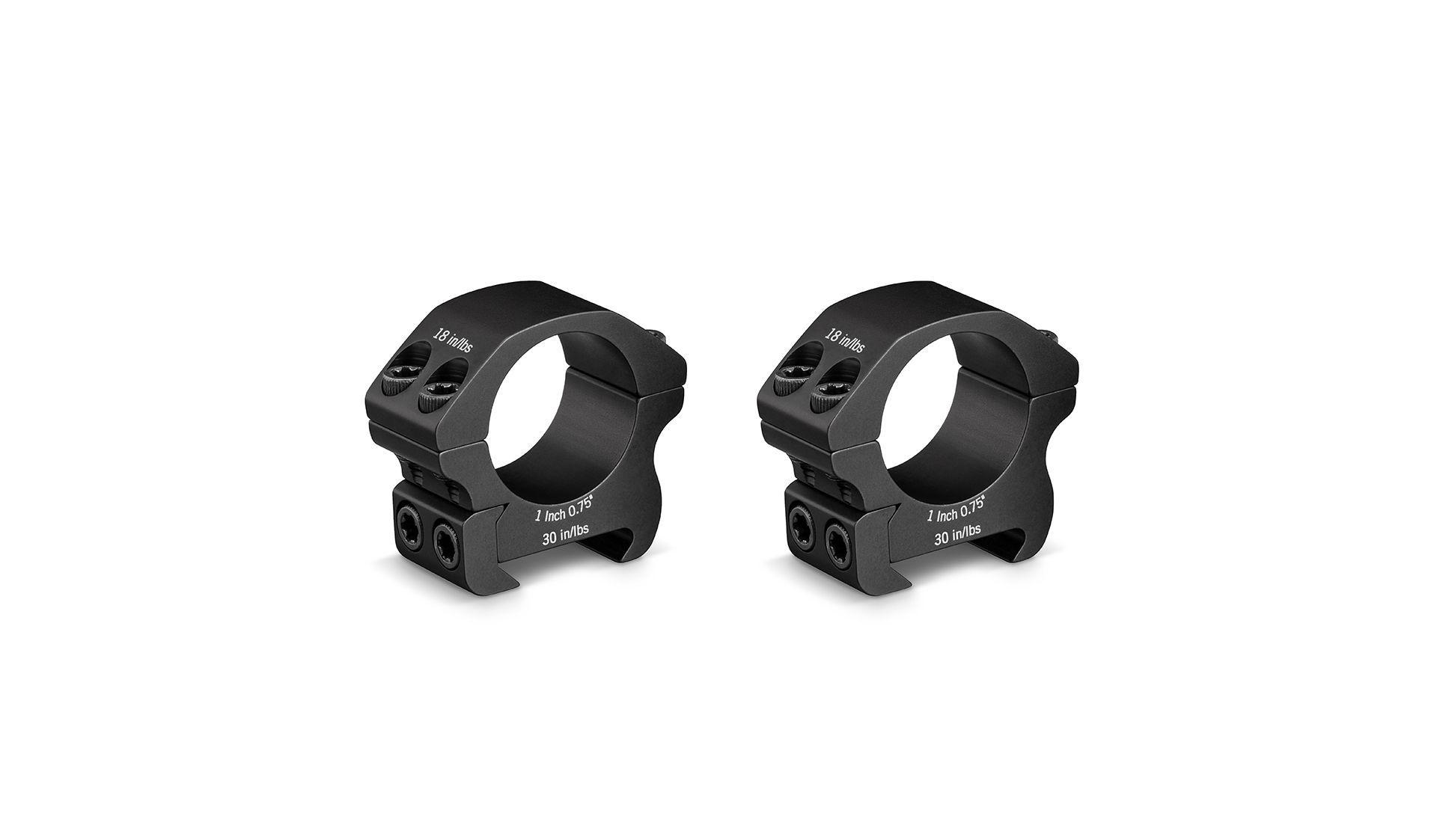 Vortex Pro Series Picatinny Scope Rings - Australian Tactical Precision