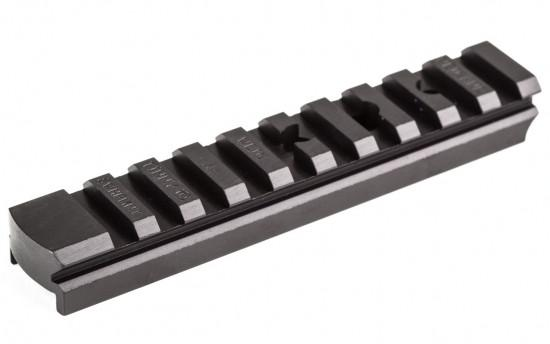 Weigand WEIG-A-TINNY Picatinny Pistol Scope Rail for Smith and Wesson K, L, N frames - Australian Tactical Precision