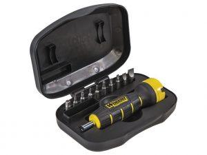 Wheeler Engineering Digital FAT Torque Wrench with 10 piece bit set WH-DFR - Australian Tactical Precision