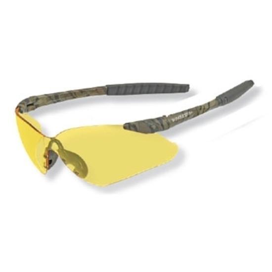 Silencio Winchester 270 Shooting Glasses - Camo Frame / Yellow Polycarbonate Lens - Australian Tactical Precision